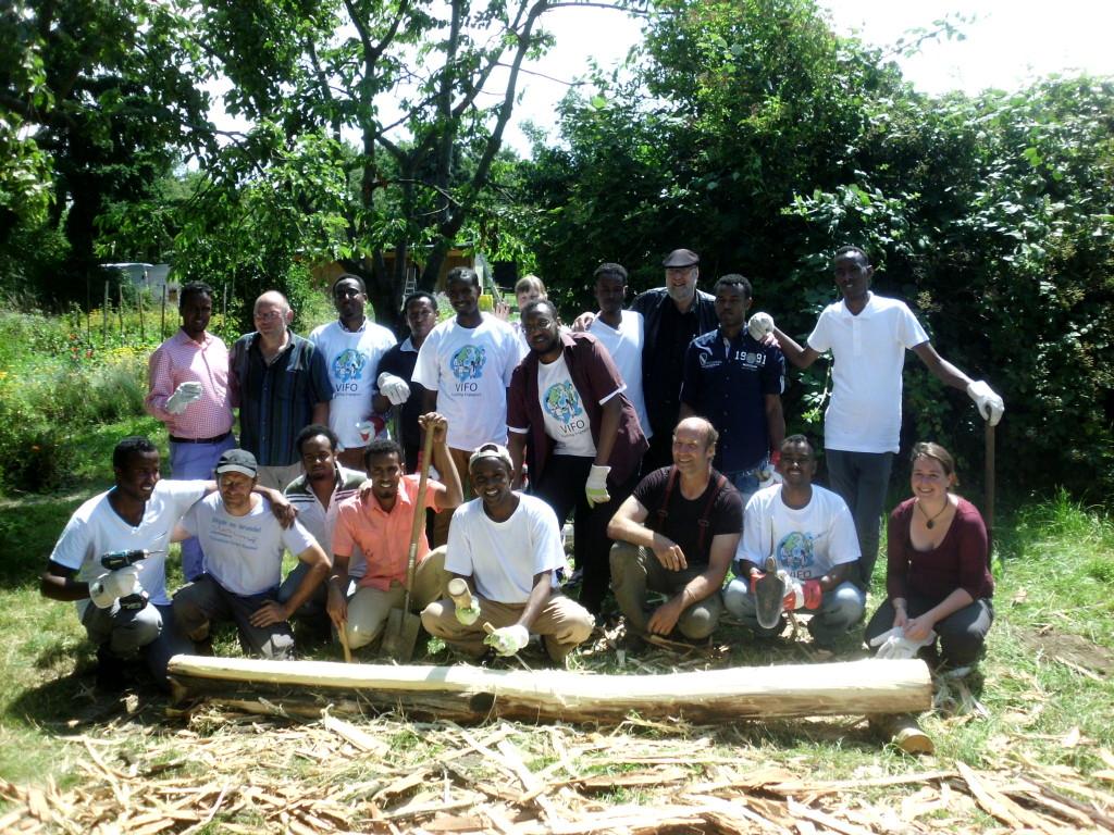 Freiwilligentag 2013