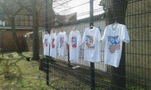 Essbare Stadt T-Shirt-Edition, erhältlich ab Ende April