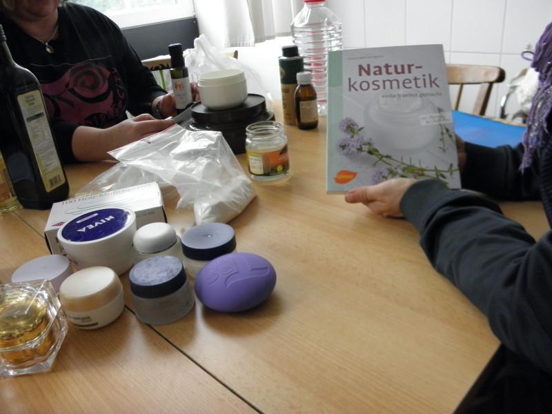 Workshop Naturkosmetik