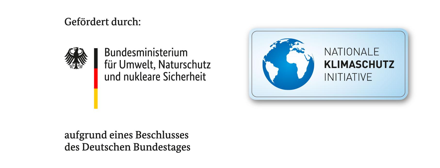 Logo BMUB und NKI