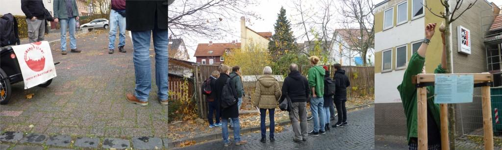 Impressionen Exkursion Bettenhausen 10.11.18