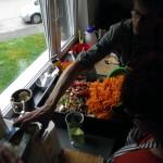 Mischung für Kimchi
