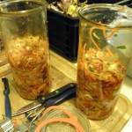 Kimchi...