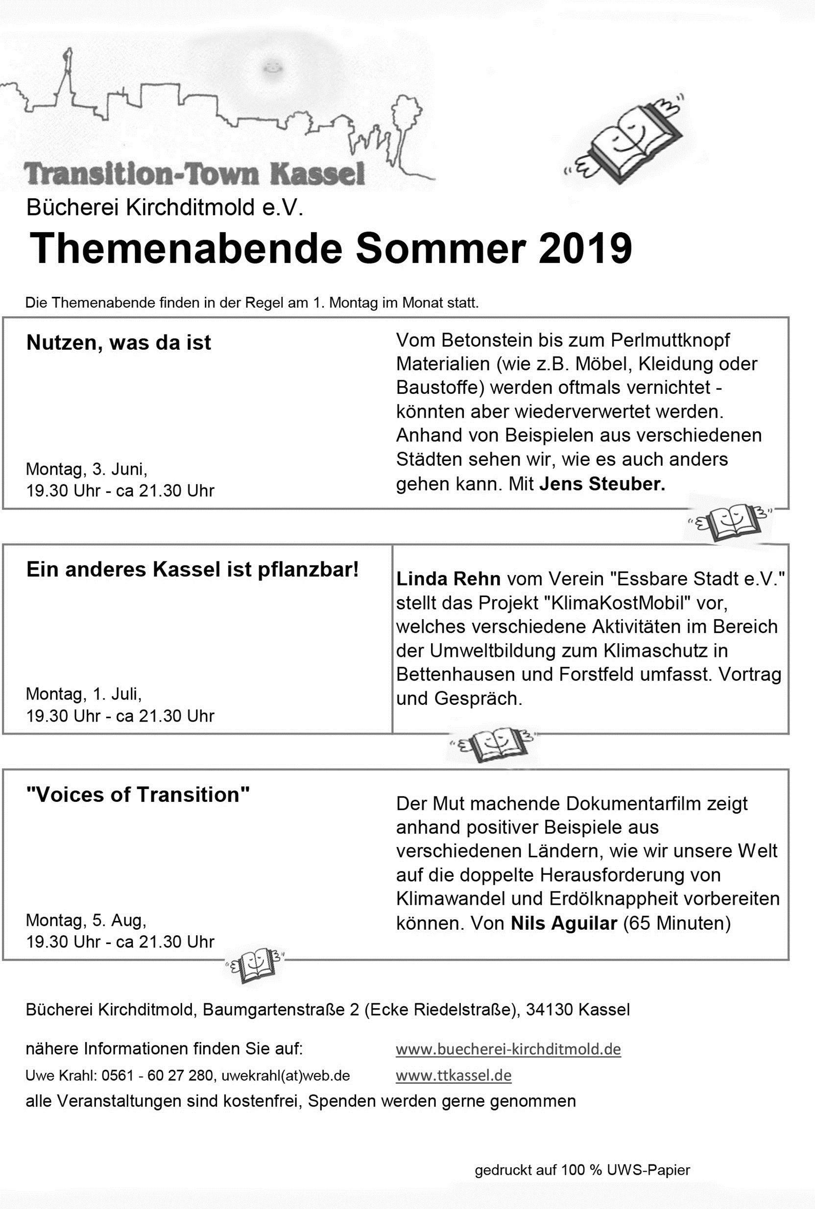 Ankündigung TT-KiDiMo TASommer19