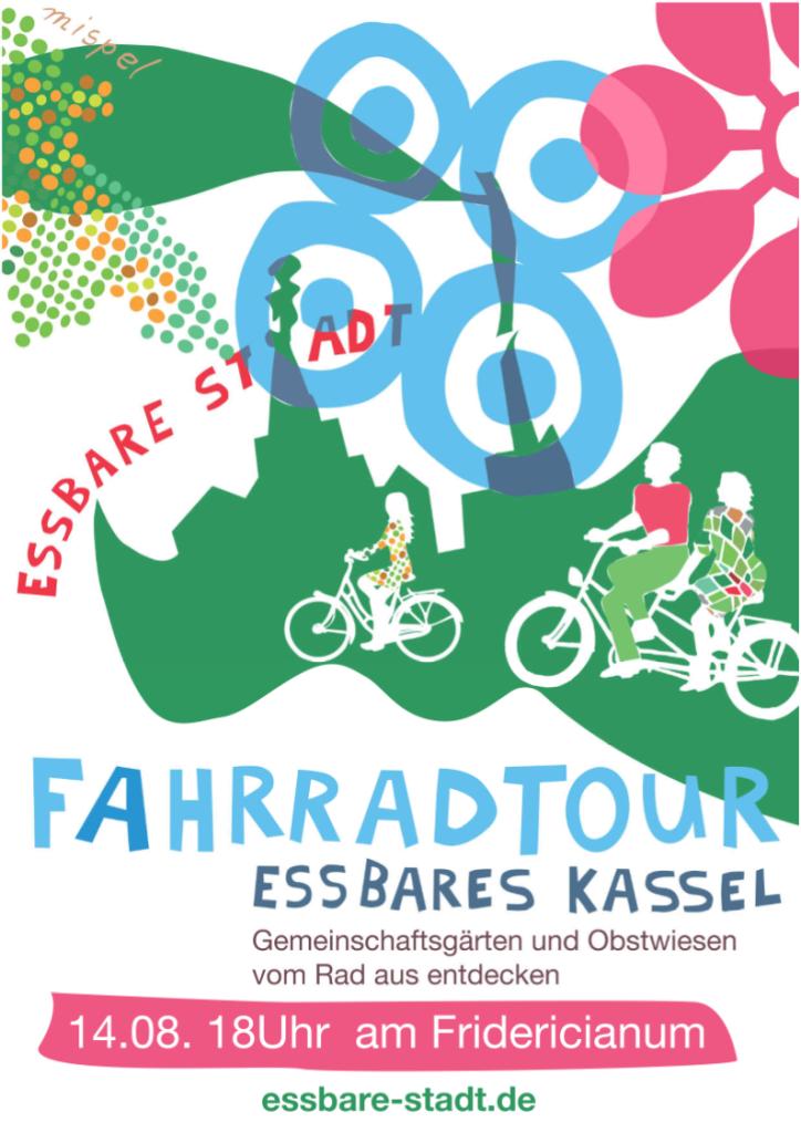190729 Poster Radtour