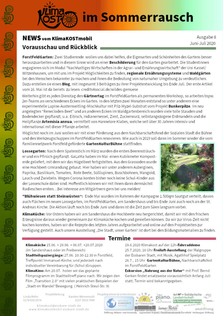 KlimaKOST-Newsletter8